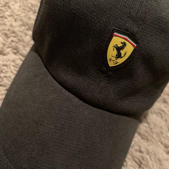 ed401d9464e Puma Ferrari Premium Baseball Cap. M 5bf919179539f77c6c21d078